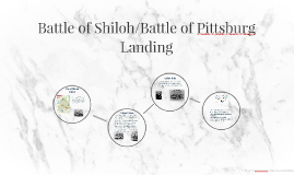 Shiloh: Battle of Pittsburg Landing