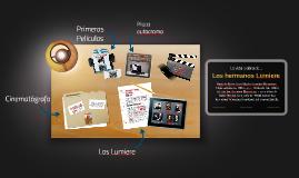 Copy of Los hermanos Lumiere