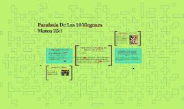 Parabola De Las 10 Virgenes