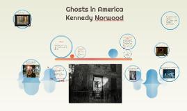 Ghosts in America