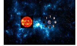 Earth-Moon-Sun Systems