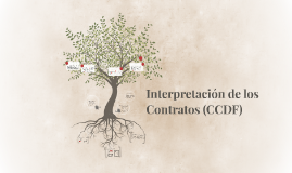 Interpretación de los Contratos