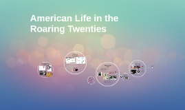 City Life in the Gilded Age by Shannon Jones on Prezi