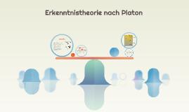 Erkenntnisstheorie nach Platon