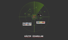 KAZIM ÖZARSLAN