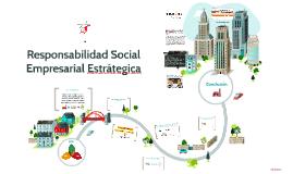 Responsabilidad Social Empresarial Estrátegica