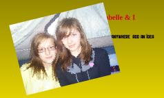 me & isabelle