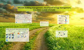ECO-MOD-CLOUD SYSTEM® as Innovation