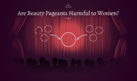 beauty pageants helpful or harmful Beauty pageants: re-defining beauty for the worst  most beauty pageants are made for women especially young girls at the age of  is that harmful or helpful,.