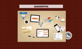 PRACTICA CLINICA GONIOMETRIA GONALGIA