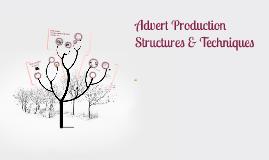 Advert Production