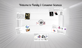 Welcome to Family & Consumer Sciences