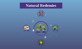 Natural Redemies