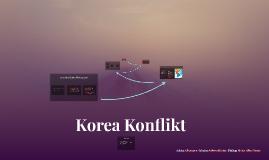 Korea Konflikt