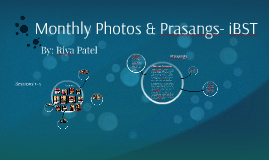 Monthly Photos & Prasangs- iBST