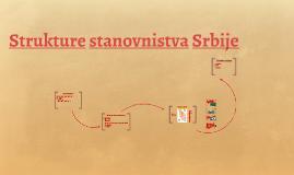 Етничка структура Србије