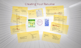 Resume Writing - Sport Studies