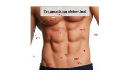 traumatismo abdominal prehospitalario