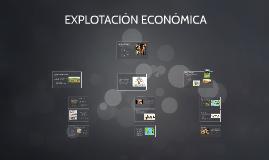 EXPLOTACIÓN ECONOMICA