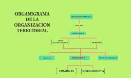 ORGANIGRAMA DE LA