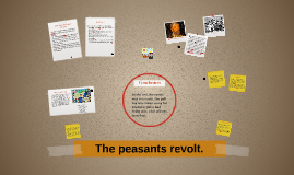 The peasants revolt.