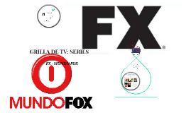 GRILLA DE TV: SERIES