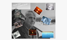 Storm Fear - Robert Frost