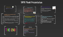 SAMR Model explanation