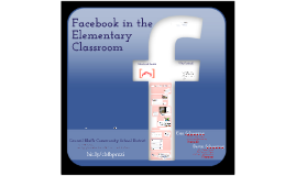 Copy of Facebook in the Elementary Classroom