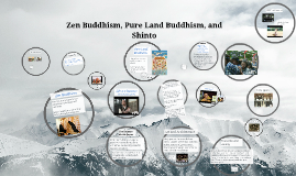 Zen Buddhism and Pure Land Buddhism