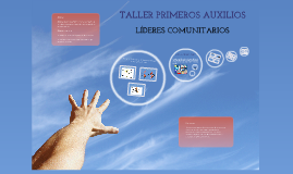 TALLER PRIMEROS AUXILIOS