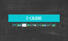 E-CALIDAD