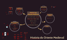 História do Oriente Medieval
