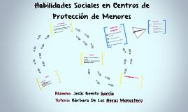Habilidades Sociales en Centros de Protección de Menores