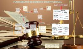 Copy of FUNDAMENTOS DE DERECHO CONSTITUCIONAL