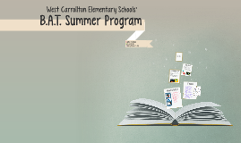 West Carrollton B.A.T. Summer Program