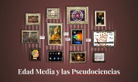Edad Media y las Pseudociencias