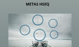 Presentación Metas HSEQ
