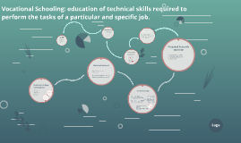 Copy of Vocational Schooling Project Proposal