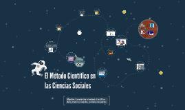 El Método Científico en las Ciencias Sociales pt 2 sab 18 nov
