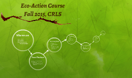 Eco-Action course,