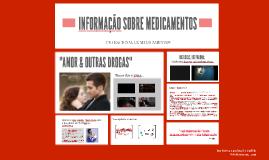 URM - Informação sobre medicamentos