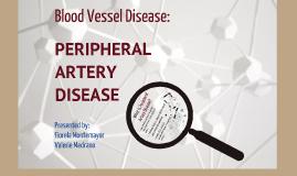Copy of Peripheral Arterial Disease