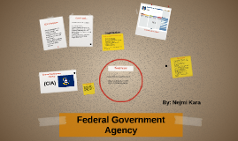 Federal Government Agency