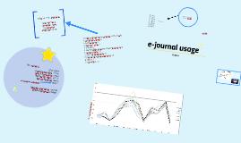 e-journal usage June 2015-May 2016