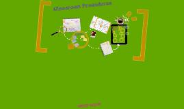 Copy of Classroom Rules & Procedures