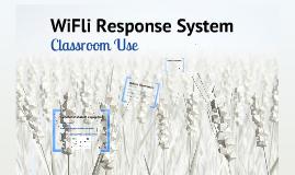 WiFli Response Demo