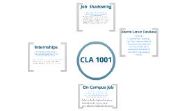 CLA 1001