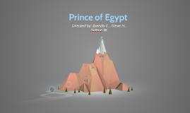 Copy of Prince of Egypt