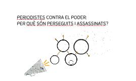 Periodistes contra el poder: